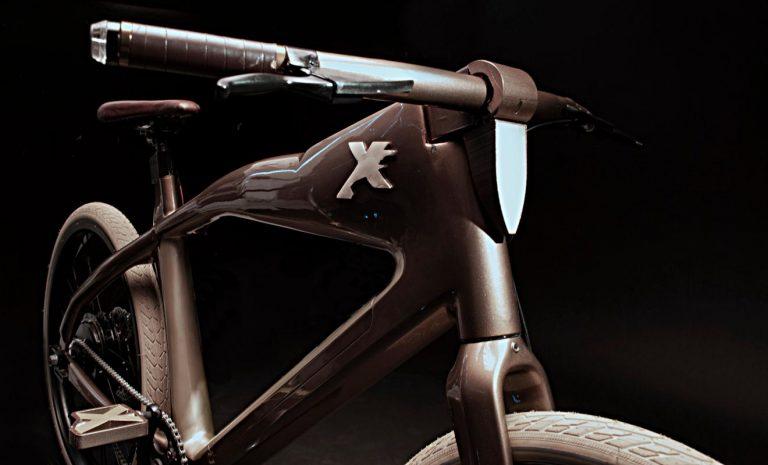 Exxite X One: E-Bike mit Gesichtserkennung