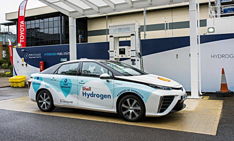 Wasserstoff: Technologie für Zukunft der Mobilität