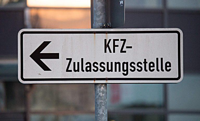 Kfz-Zulassung seit 1. Oktober online möglich