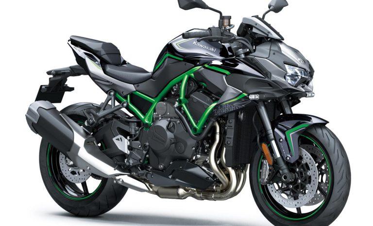 Kawasaki Z H2: Naked-Bike mit Kompressor