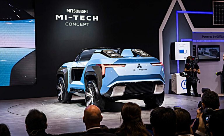 Mitsubishi: Größtmögliche Freiheit mit Gasturbine
