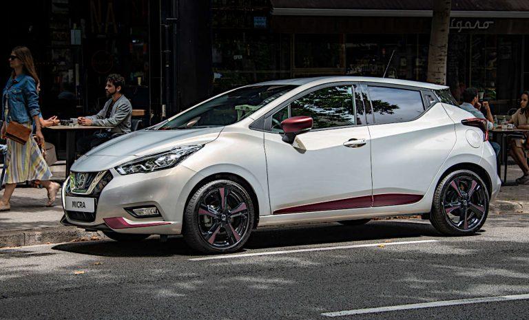 Nissan Micra als Sondermodell N-Style