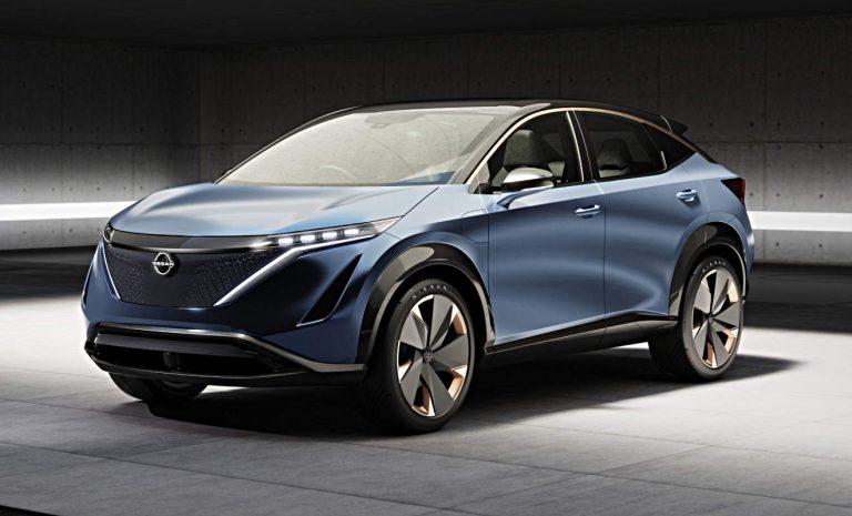 Nissan Ariya Concept: Aufbruch in neue Ära