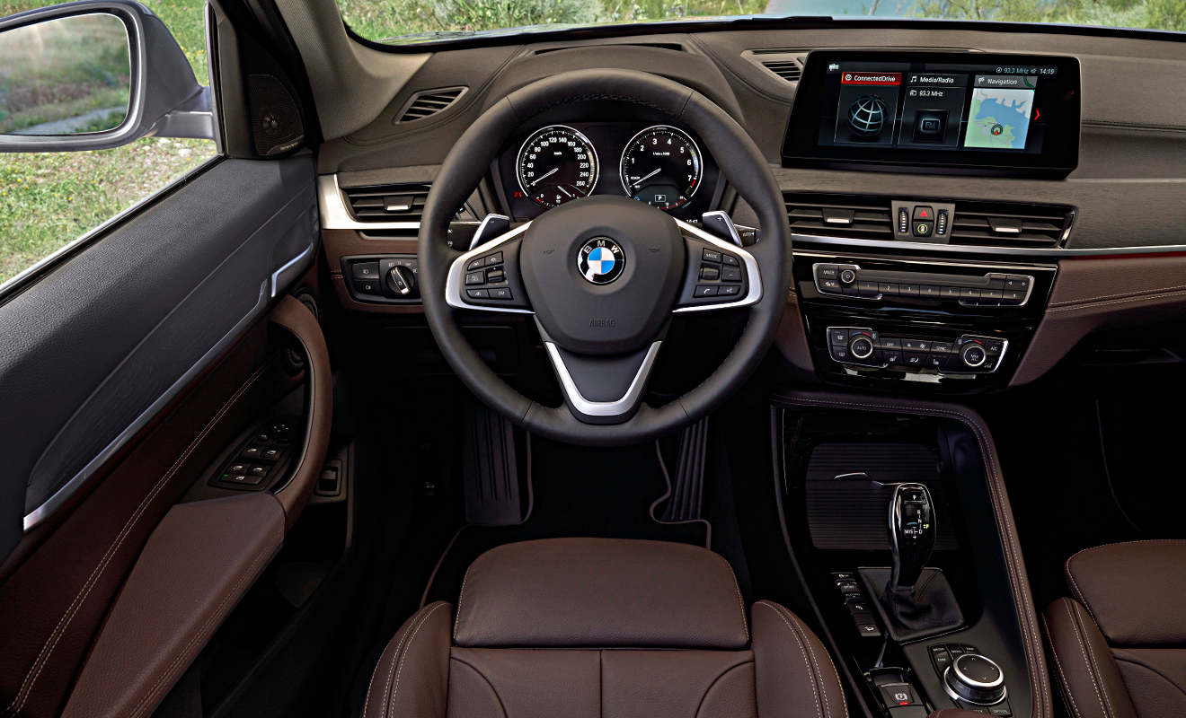2020 BMW X1 First Drive
