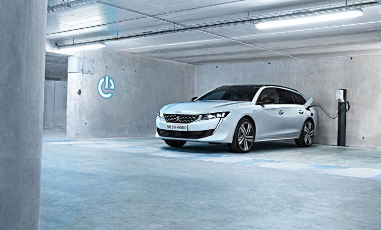 Peugeot 508 Plug-in-Hybrid kostet 44.000 Euro