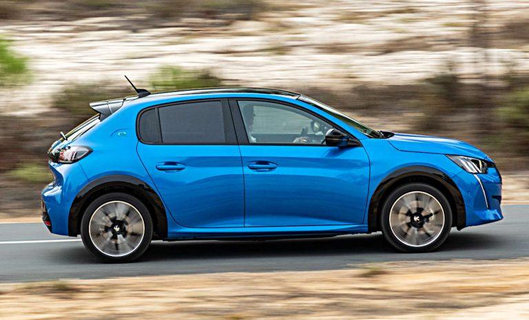 Peugeot e-208: Klimaschutz kann Spaß machen