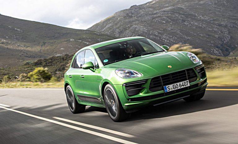 Porsche Macan: Mit der Kraft des Turbos