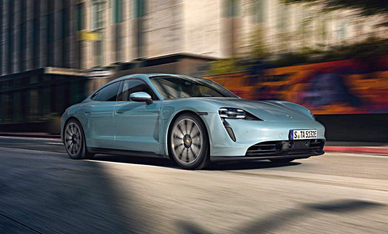 Porsche Taycan 4S: Einstieg in die Modellpalette
