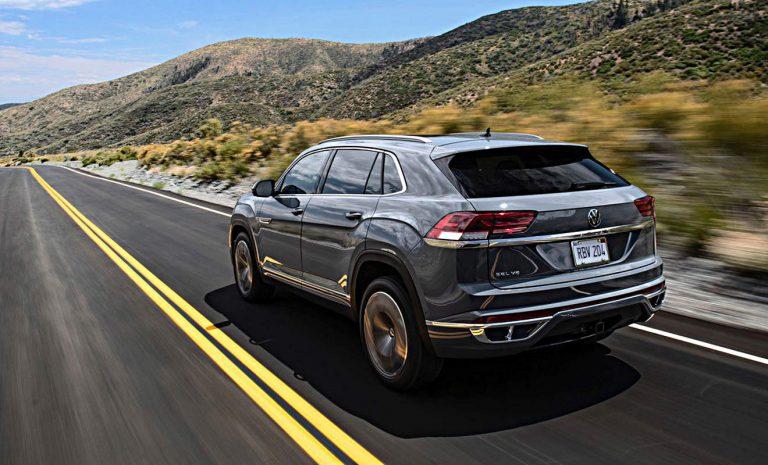VW Atlas Cross Sport: SUV kommt als Coupé-Version