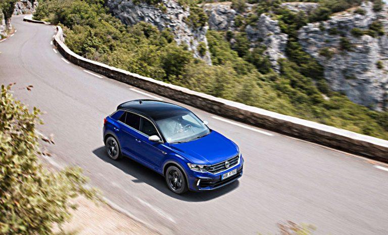 VW T-Roc R: Sportliches SUV mit 300 PS