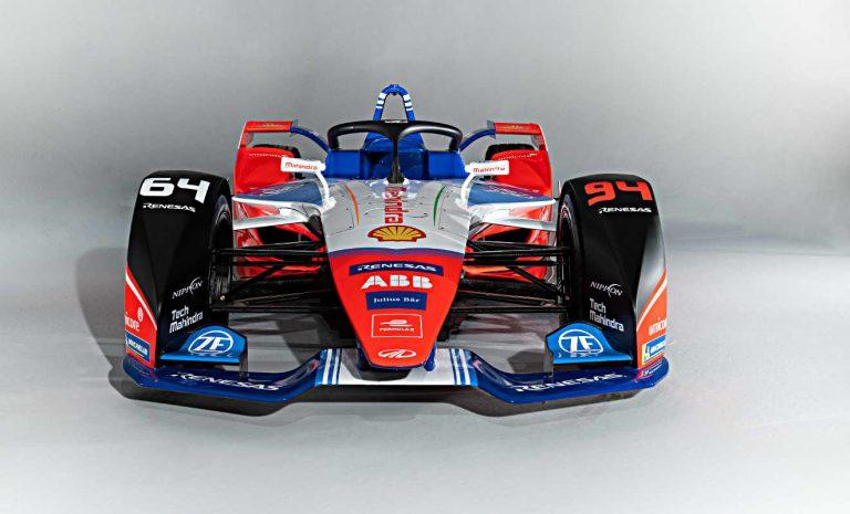Formel E: ZF liefert Antriebsstrang für Mahindra Racing