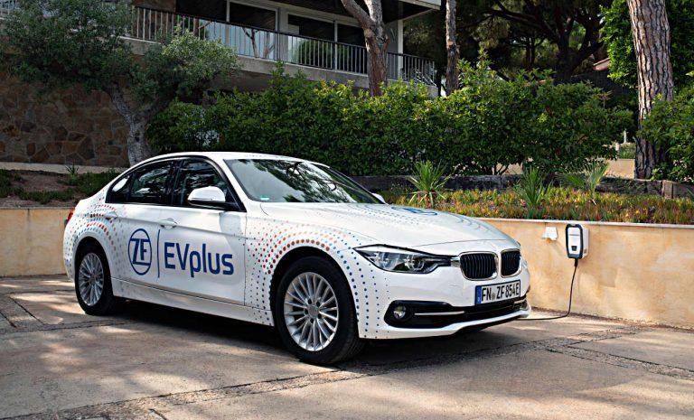 Für ZF gehört dem Hybridantrieb die Zukunft