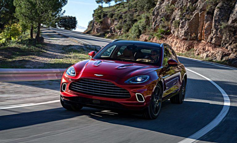 Aston Martin bekommt Finanzhilfe von Konsortium