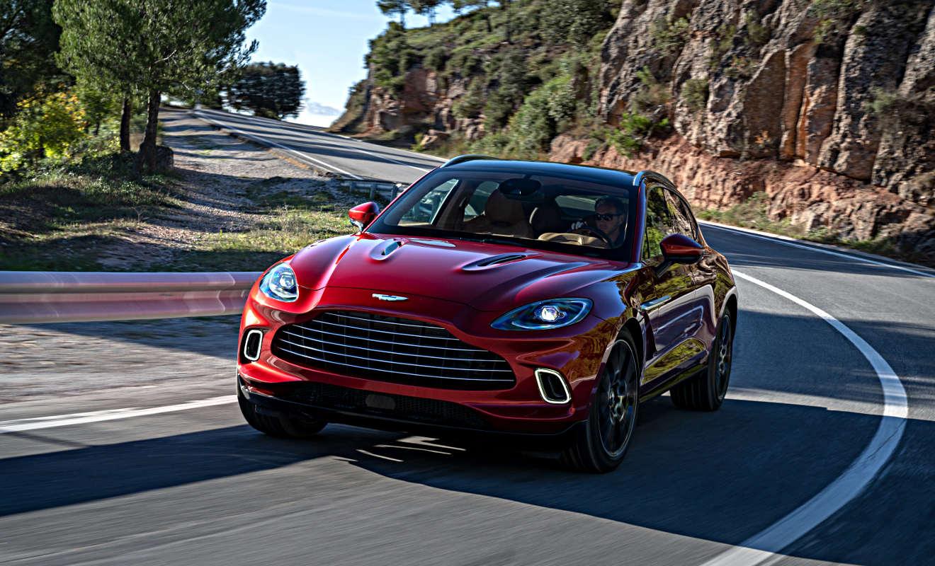 Neue Suvs Von Ford Puma Bis Aston Martin Dbx Autogazette De
