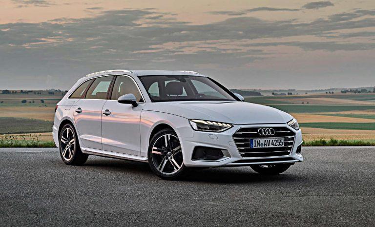 Audi A4 G-Tron: Kombi mit Erdgasantrieb