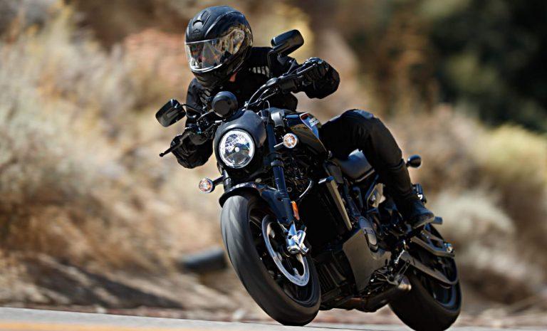 Harley-Davidson Bronx: Muscle-Bike mit 115 PS