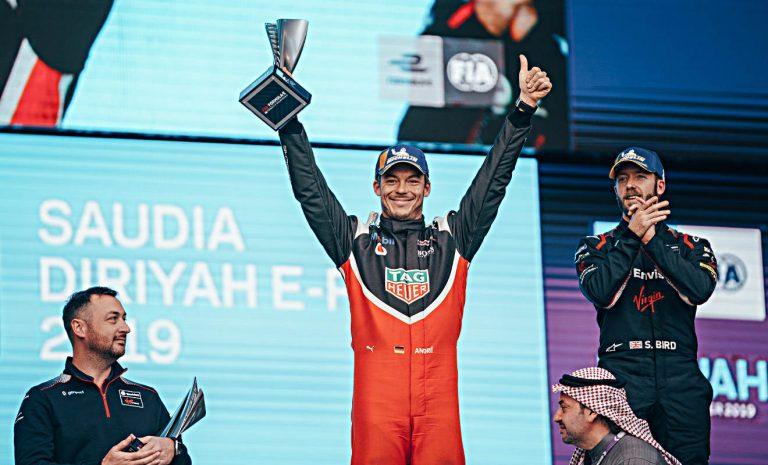 Formel E: Porsche und Mercedes zum Auftakt auf Podium