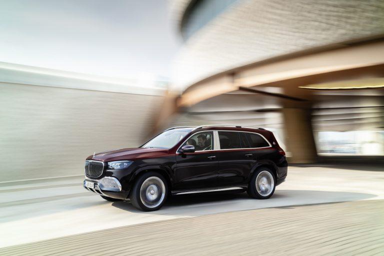 Mercedes-Maybach GLS: Im Olymp der SUVs