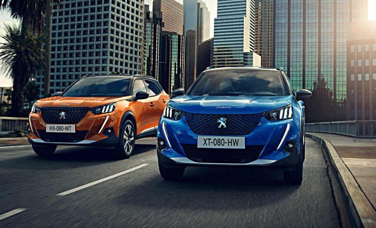 Peugeot 2008 startet bei 21.500 Euro