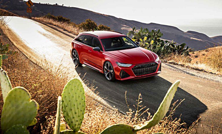 Audi RS6 Avant: Kombi ohne Kompromisse