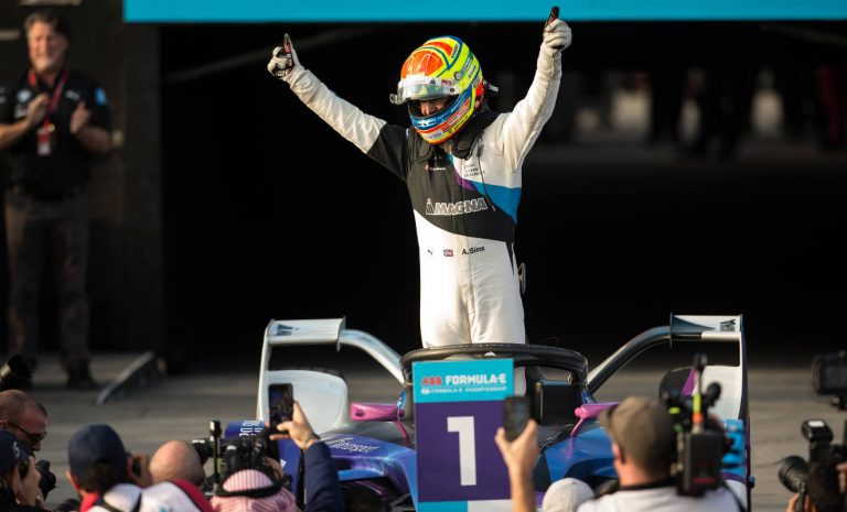 Formel E: BMW büßt Doppelerfolg in Diriyah ein