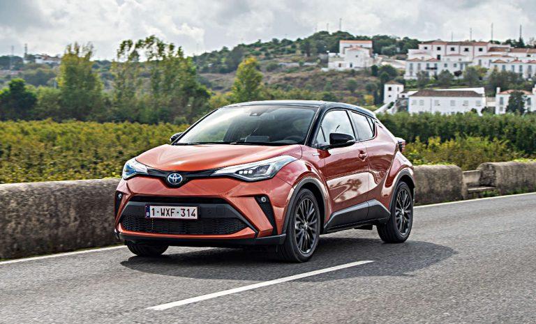 Toyota C-HR: Mehr Leistung für das Hybrid-SUV