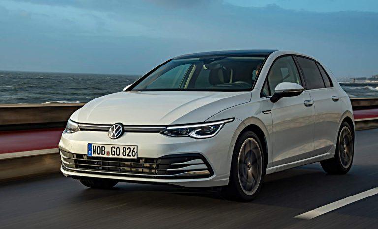 VW Golf ab sofort für 27.951 Euro bestellbar