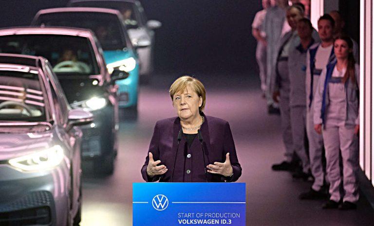 In Zwickau beginnt für VW die Zukunft