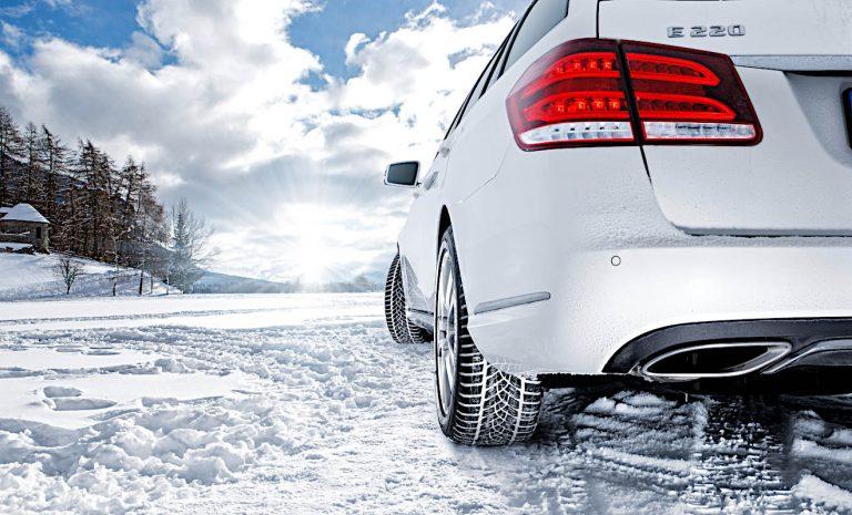 Winterreifen: Tempo-Sticker ist verpflichtend