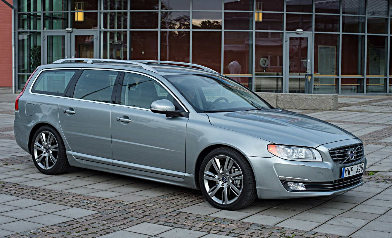 2020 Volvo V70 New Model and Performance