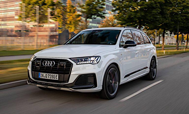 Audi Q7: Ein SUV mit wenig Auffälligkeiten