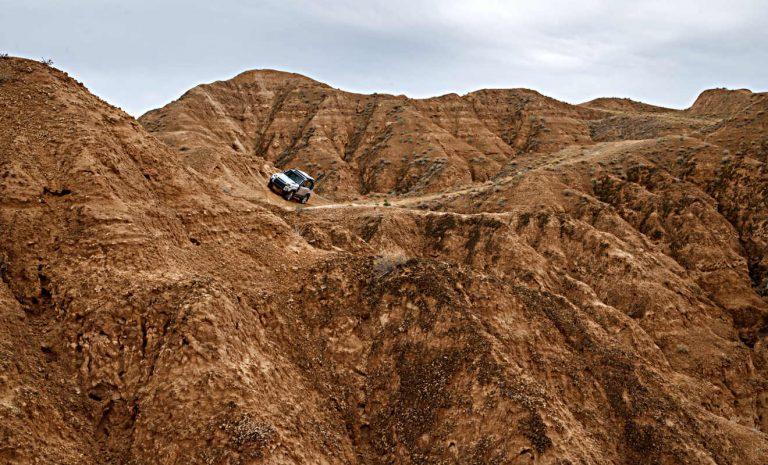 Land Rover Defender: Gemacht fürs Abenteuer