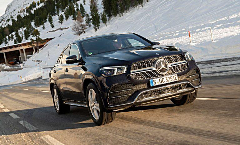 Mercedes GLE 350 de: Effizientes Schwergewicht