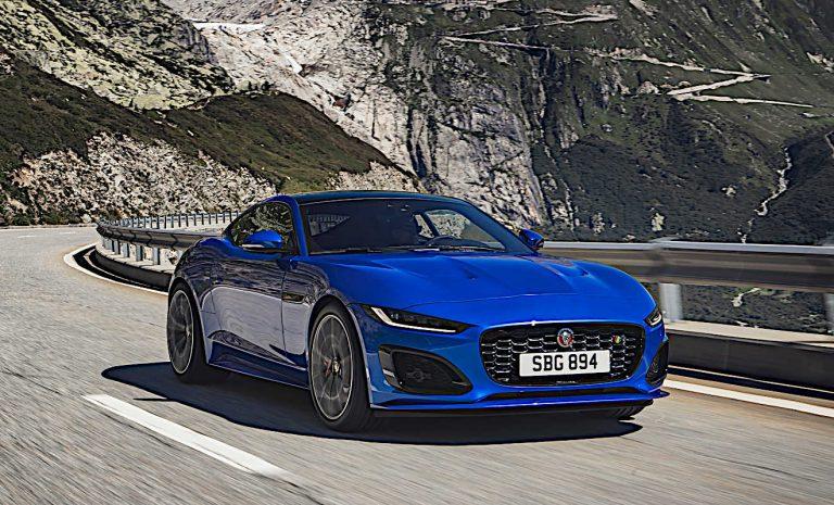 Jaguar F-Type: Mit der Kraft von acht Zylindern