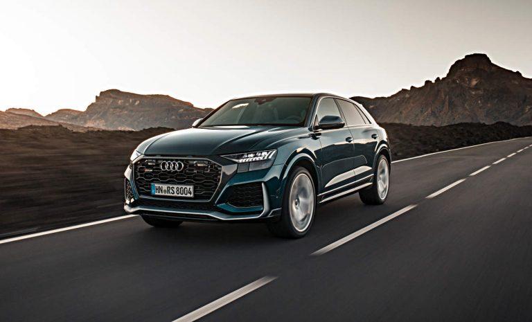 Audi RS Q8: Unvernunft inklusive