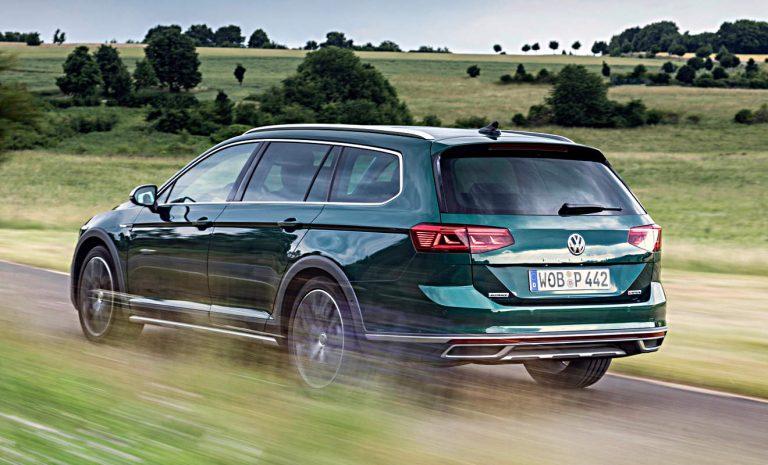VW Passat Alltrack: Ein Hauch SUV-Appeal