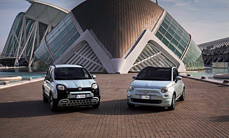 Fiat bietet Mild-Hybrid für seine Kleinstwagen