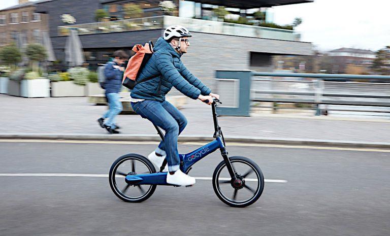 Gocycle GX: Klapprad mit kleinen Schwächen
