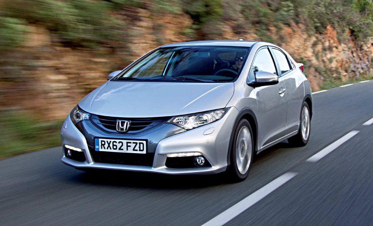 Honda Civic: Solide auch als Gebrauchtwagen