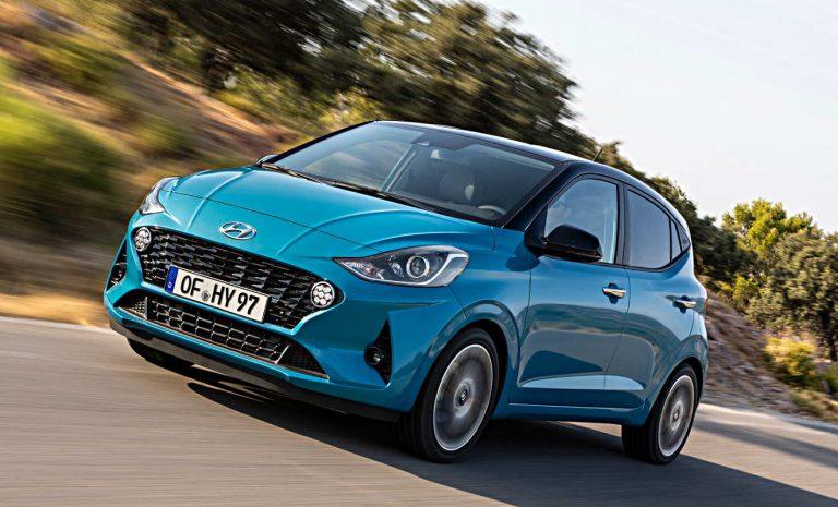 Hyundai i10: Ein Kleiner will ein Großer sein