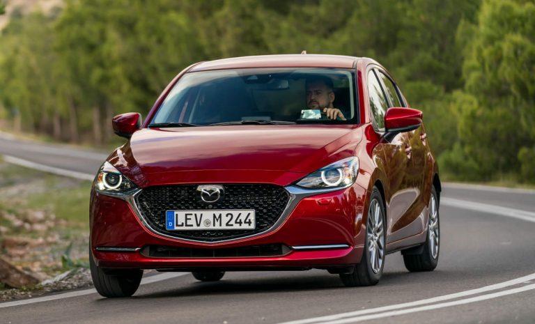 Mazda 2: Kleinwagen mit Mild-Hybrid