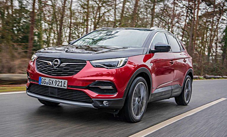 Opel Grandland X Hybrid4: Gut für die eigene Ökobilanz
