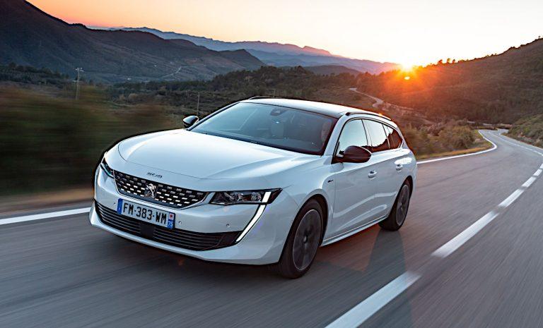 Peugeot 508: Als Plug-in-Hybrid aus der Nische