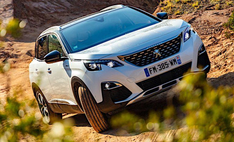 Peugeot 3008 stört Dominanz deutscher Marken