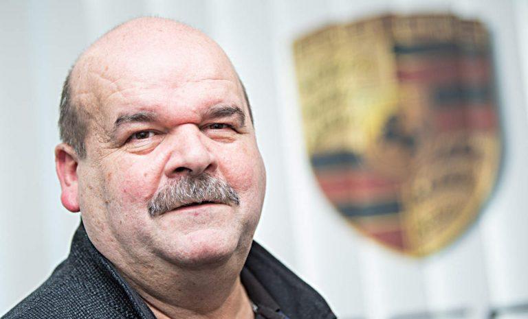 Porsche-Betriebsratschef: Keine Sorge um Stellenabbau