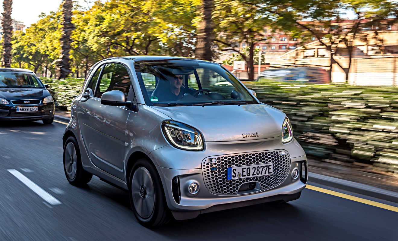 2020 Smart Fortwo Photos
