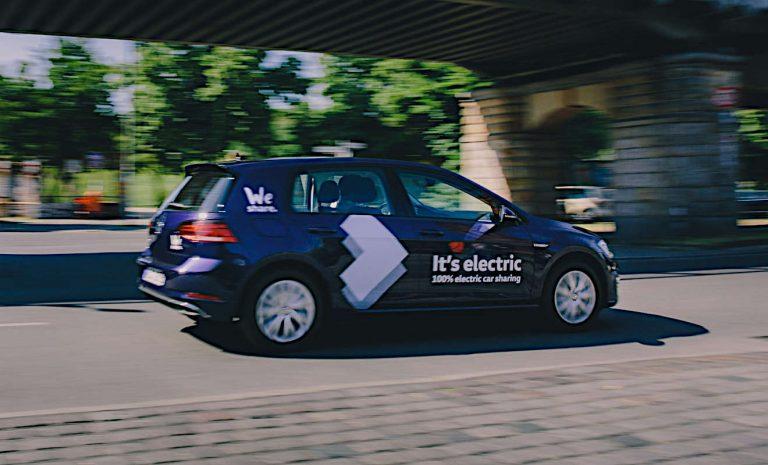 WeShare baut Carsharingangebot aus