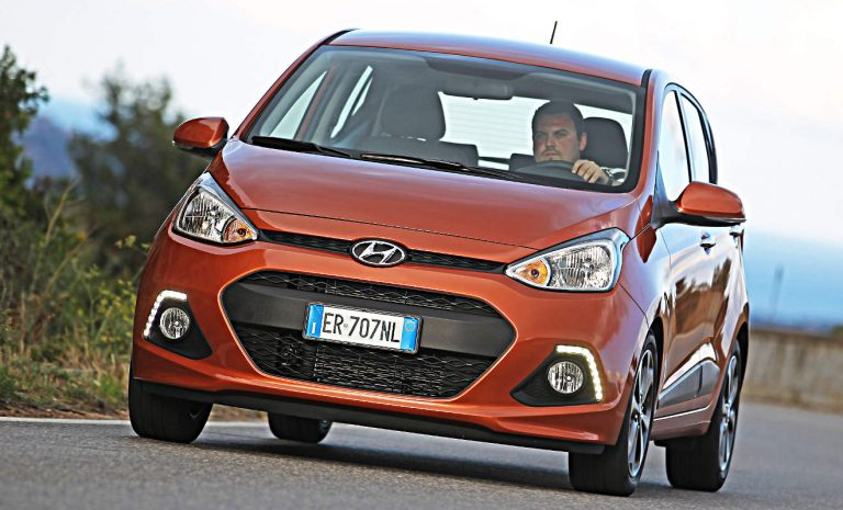 Gebrauchter Hyundai i10 nicht frei von Mängeln
