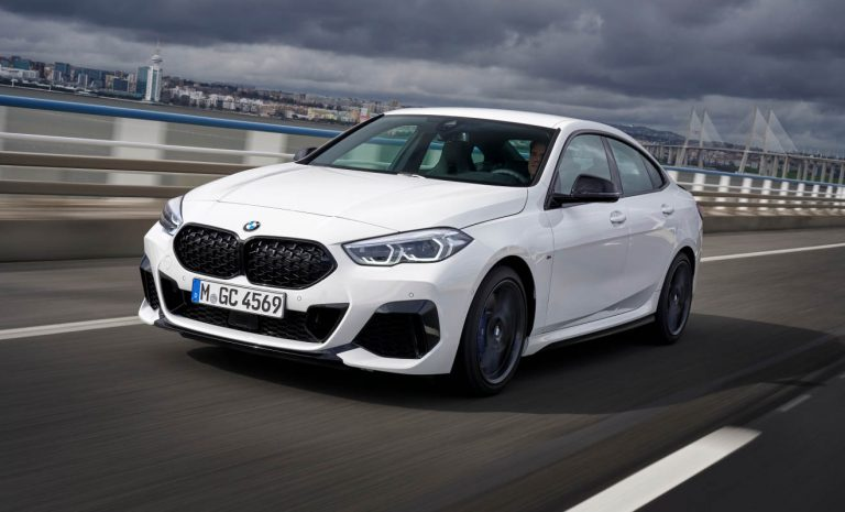 BMW 2er  Gran Coupé: Dynamisch in die Nische