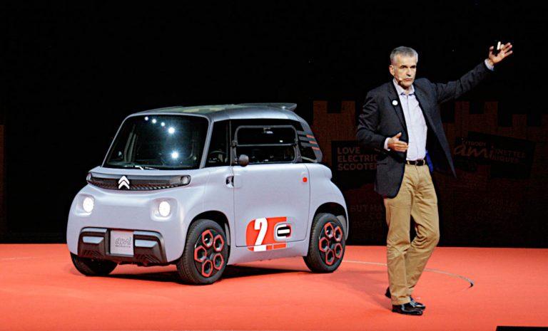 Citroën Ami: Der Freund der Städter